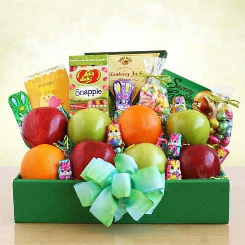 Spring Delights Easter Fruit And Chocolate Box