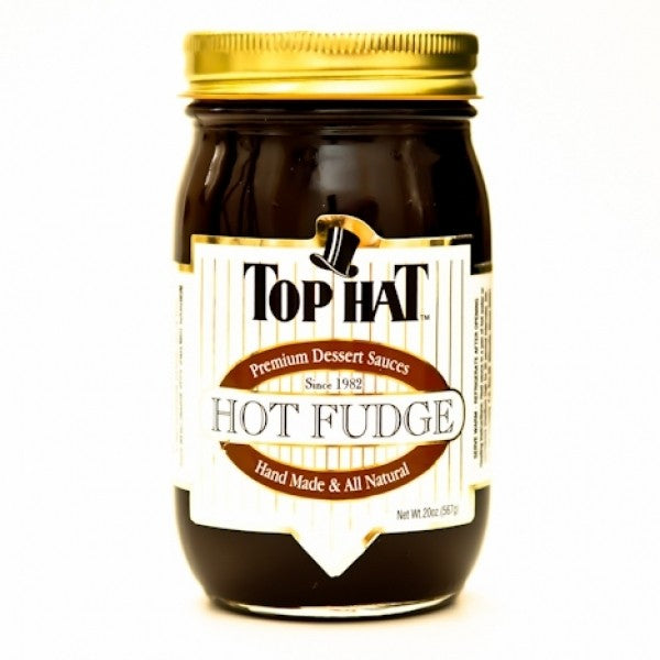 Hot Fudge Sauce 20 Oz - Chocolate.org