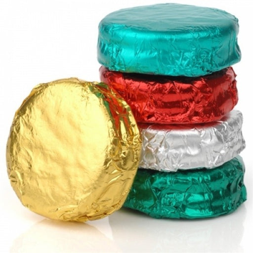 Foil Wrapped Belgian Chocolate Dipped Oreos