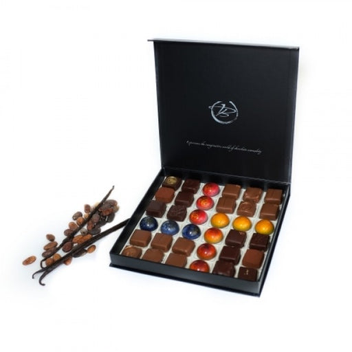 36pc Assorted Chocolate Truffles Box