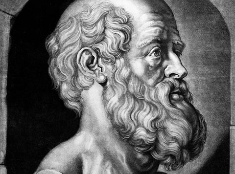 Anastasis Wisdom of Ages Biohacking Blog Hippocrates Ancient Greece