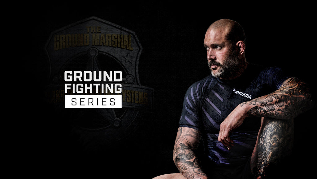 Ground Fighting Series: The Manly Choke — Guillotine variation from Half Guard Top for No-Gi, Jiu Jitsu, Grappling