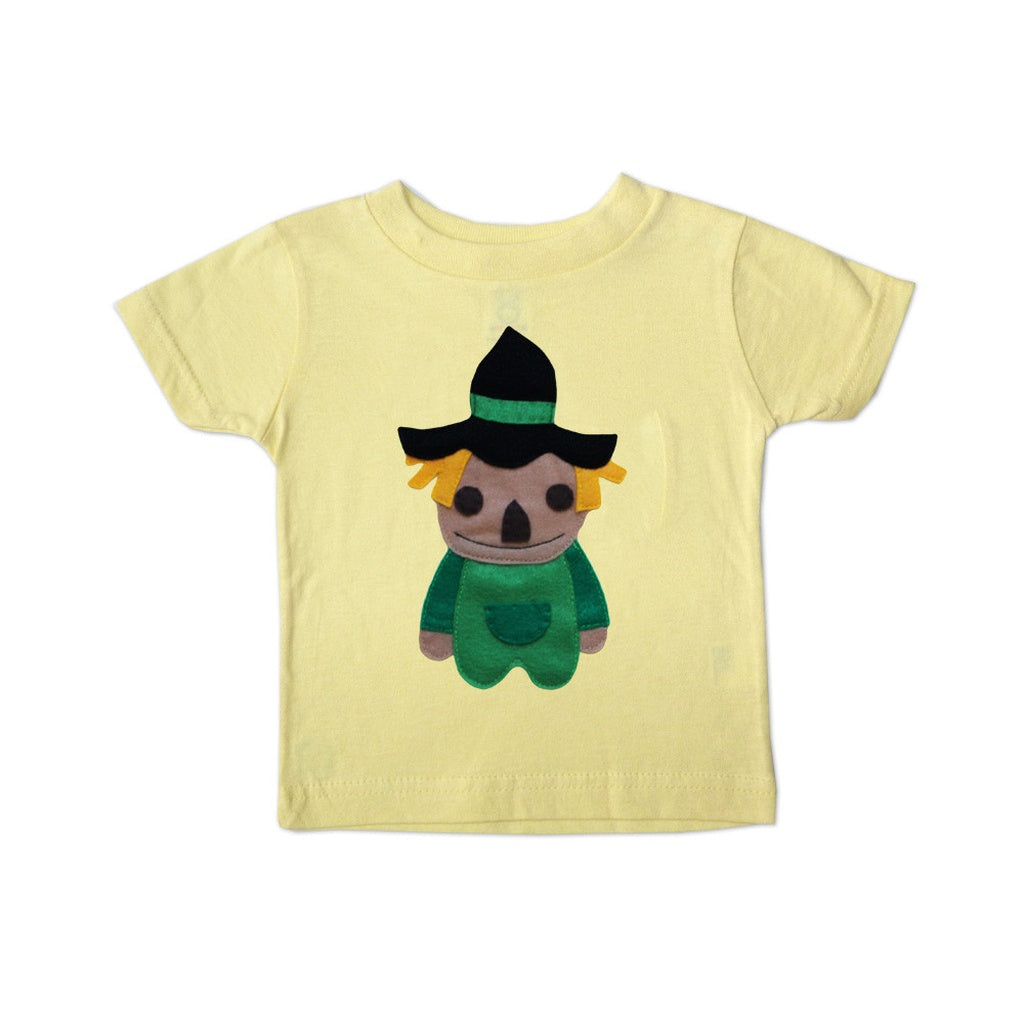 Scarecrow- The Wonderful Wizard of Oz - Kids T-shirt