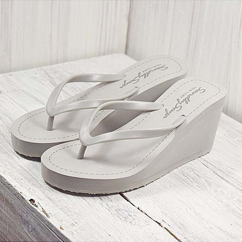 Basic - Wedge Sandal