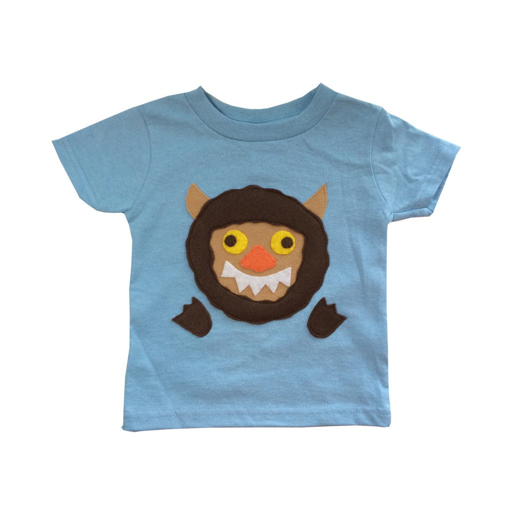 Wild Monster - Kids T-Shirt
