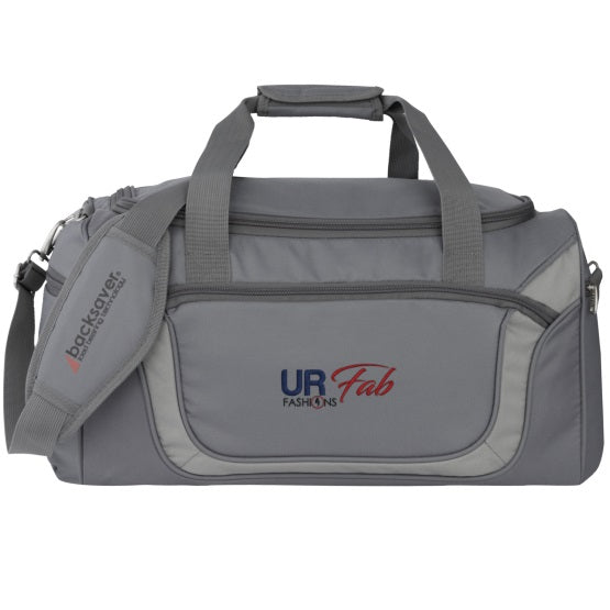 UR Fab California Innovations® Pack And Hang Duffel Bag