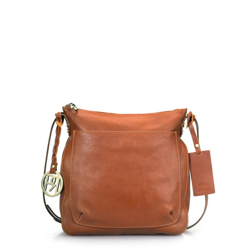 Phive Rivers Women's TAN Crossbody Bag-PR974