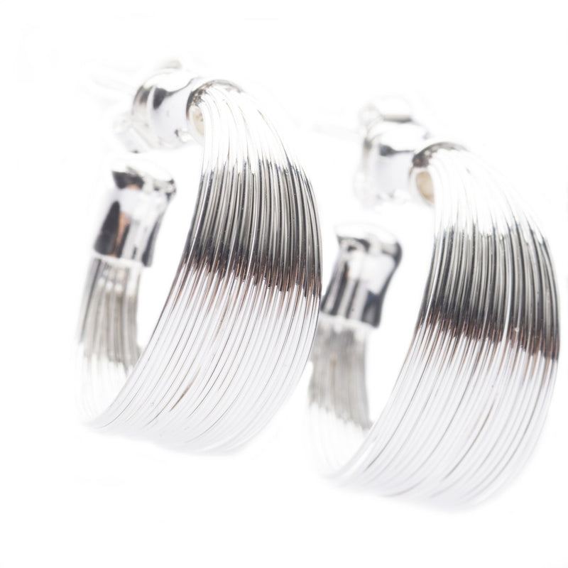 Concord Sterling Silver Earrings