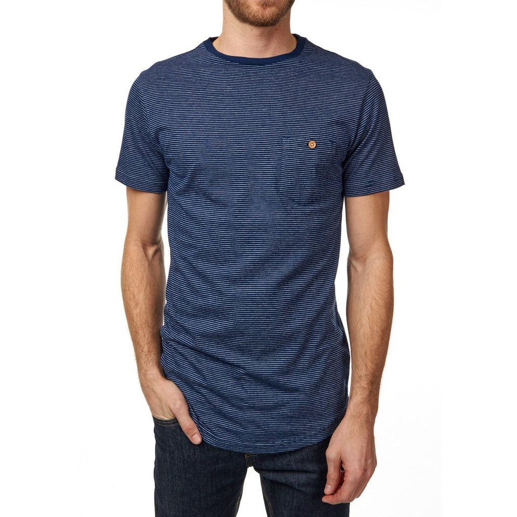 Scott Long Curved Tee