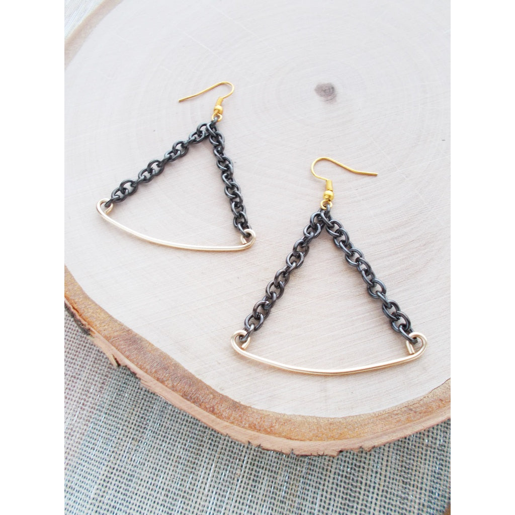 8680JE - Stream Earrings