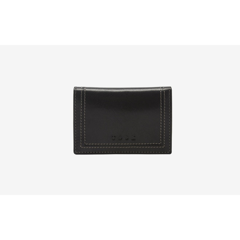 Kent Gusseted Business Card Case