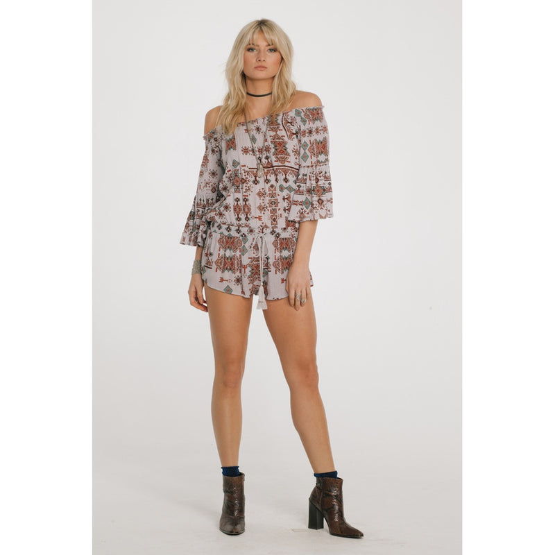 NATIVE DREAMS ROMPER