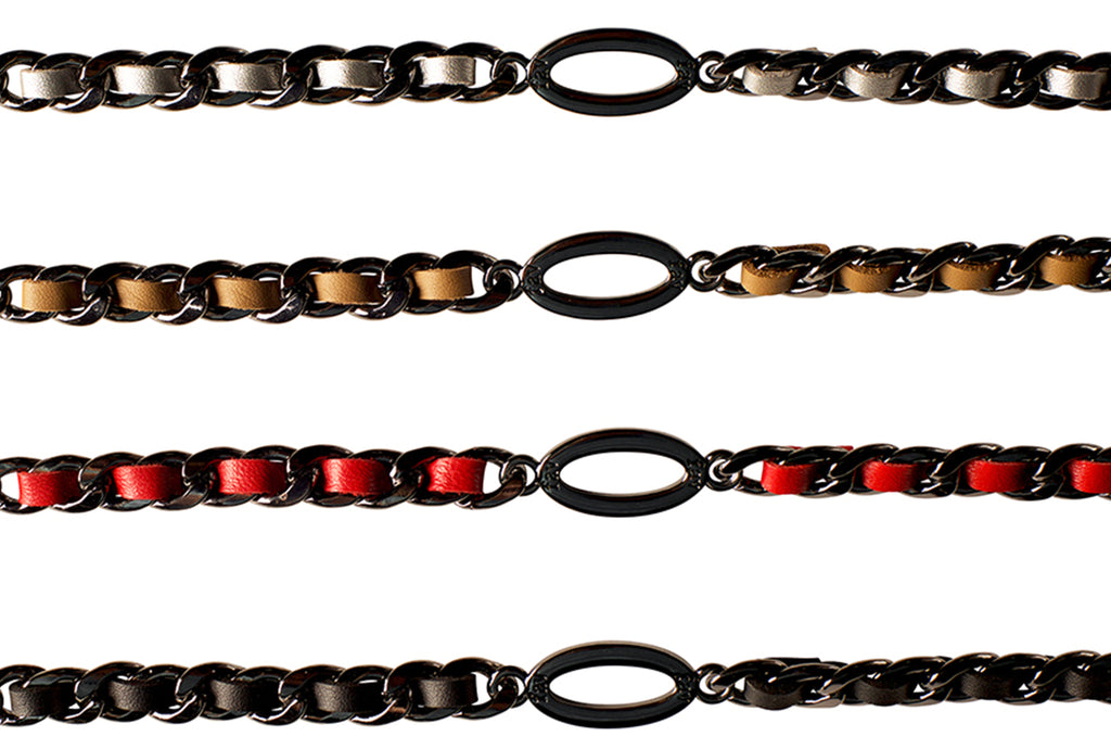 fāv forward gunmetal chain system