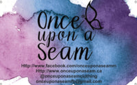Once Upon a Seam