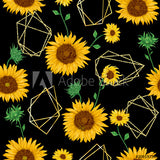 Sunflowers (Low Back Rompers)
