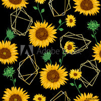 Sunflowers (Sweater Dress)