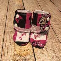 Size 2 Minnie Mouse Block