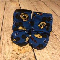 Size 2 Blue Mickey Mouse