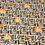 Rainbow Love (Sleeveless Dress)