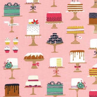 Pink Cakes (Accessories)