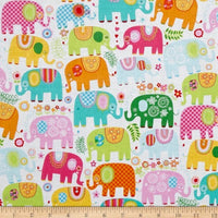 Girly Elephants (Booties)