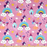 Unicorns on Rainbows (Romper)