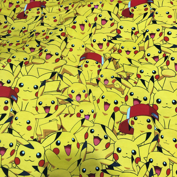 Pikachu Collage (Peplum)