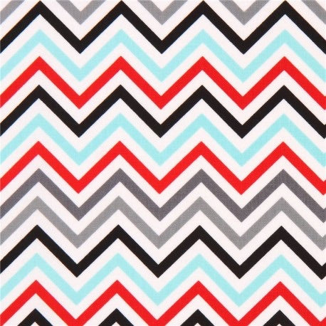 Remix Chevron (Booties)
