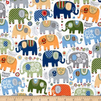 Boyish Elephants (Booties)