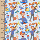 Blippi (Sweater Dress)