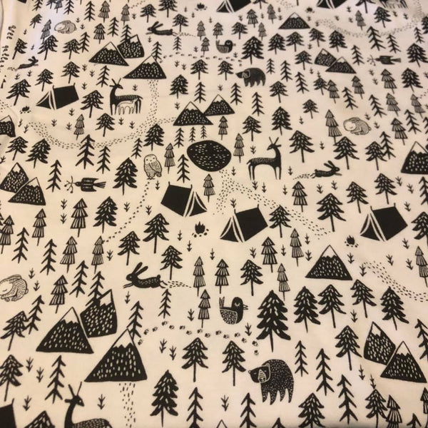 Wild Forest Animals (Pants)