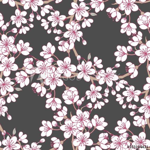 Cherry Blossoms (Regular Dresses)