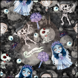 Corpse Bride (Dress)