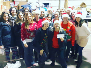 Christmas Hamper Volunteer Nights