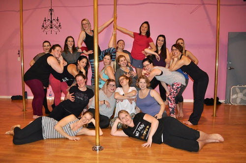 Pole Dance Series - April to May