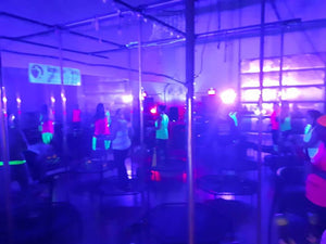 Neon Jump Party - Apr. 14 (8PM)