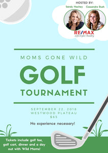 Golf Tournament - Sep. 22