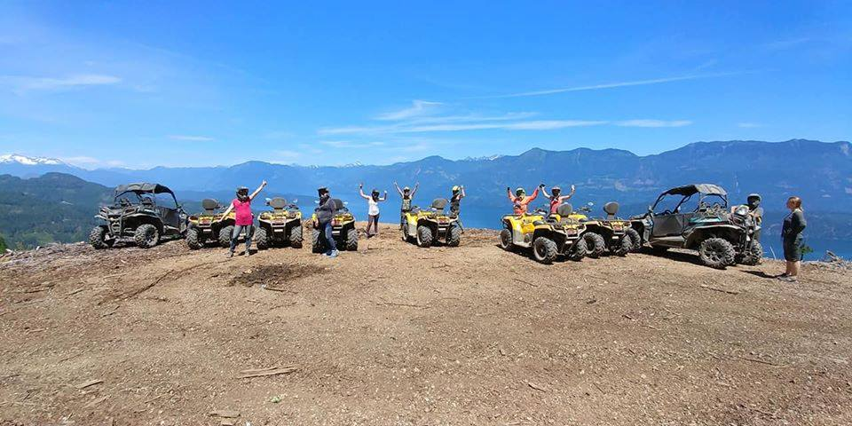 ATV Adventure - July 27 & 28