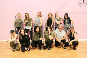 Hip Hop Dance Classes & Music Video - Apr/May