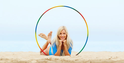 Outdoor Hula Hooping - June 16