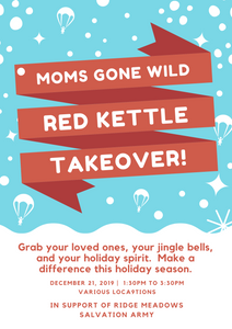 Red Kettle Takeover - Dec. 21