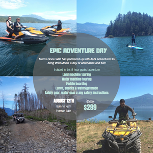 Epic Adventure Day - August 12