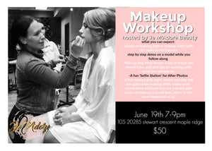 Makeup Party - June 19
