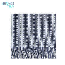 Ethnic Mangyan Scarf - Infinity Pattern