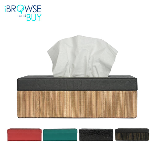 Rectangular Tissue Paper Holder