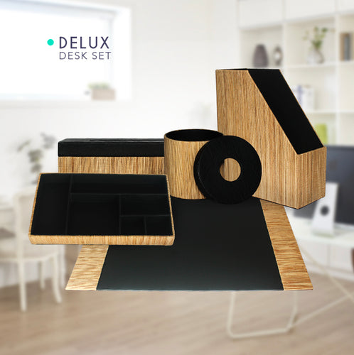 Office Desk Set - Deluxe (Pre-Order Item)