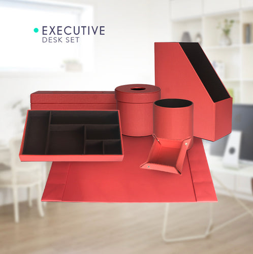 Office Desk Set - Executive (Pre-Order Item)
