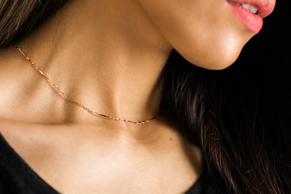 The Ore Collection: The Twisted Choker Necklace