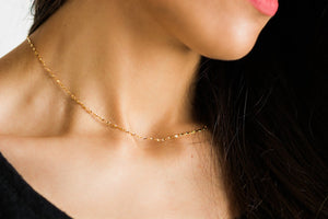 The Ore Collection: The Curly Girl Choker Necklace
