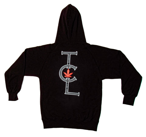 TCL Vertical Back Oversize Hoodie